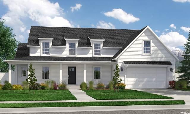 1938 E 1850 S #42, Spanish Fork, UT 84660 (#1635800) :: Big Key Real Estate