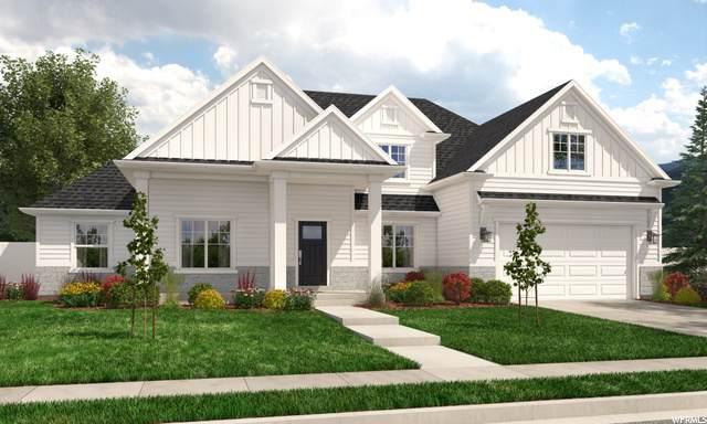 1868 E 1850 S #45, Spanish Fork, UT 84660 (#1635810) :: Colemere Realty Associates