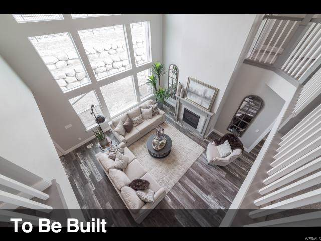1922 W Deer Ridge Trl N #48, Lehi, UT 84043 (#1636002) :: The Fields Team