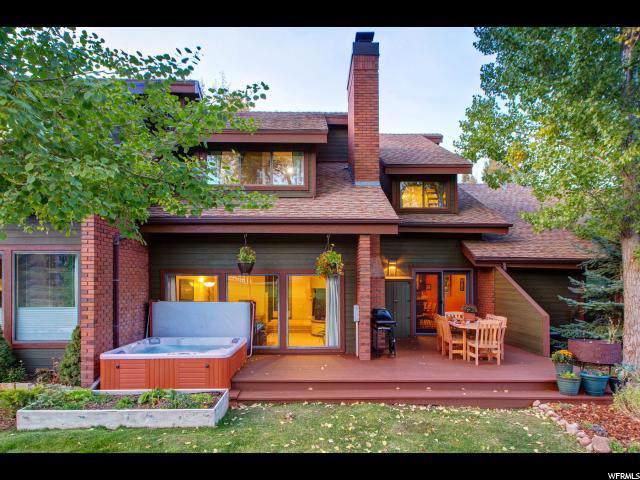 1501 W Meadow Loop Rd #9, Park City, UT 84098 (MLS #1636109) :: High Country Properties