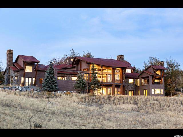 9065 N Promontory Ranch Rd, Park City, UT 84098 (#1636245) :: McKay Realty