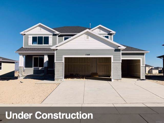 7368 N Harvest Crop Dr E, Eagle Mountain, UT 84005 (#1636309) :: Colemere Realty Associates