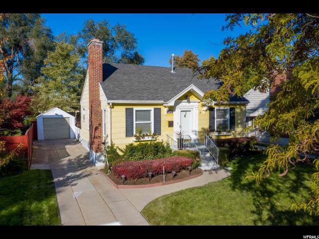 2540 S Filmore St, Salt Lake City, UT 84106 (#1636355) :: Exit Realty Success