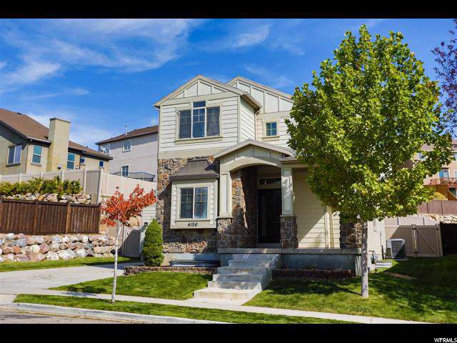 4156 N Heatherfield Ln W, Lehi, UT 84043 (#1636365) :: The Fields Team