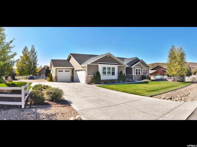 795 Oak Ln, Francis, UT 84036 (MLS #1636638) :: Lookout Real Estate Group