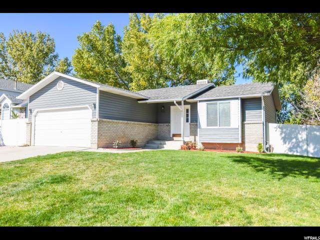 5080 W Ticklegrass Rd S, West Jordan, UT 84081 (#1636683) :: Bustos Real Estate | Keller Williams Utah Realtors