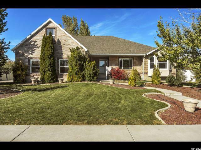 379 E 2700 N, Lehi, UT 84043 (#1636734) :: Bustos Real Estate | Keller Williams Utah Realtors