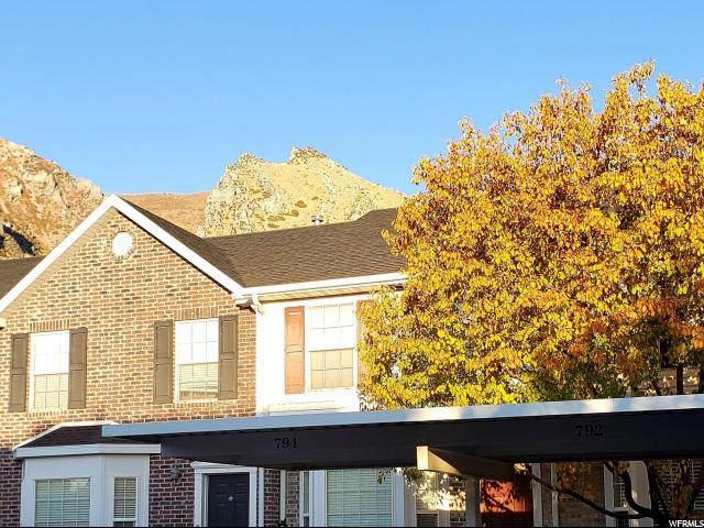 794 N 200 E, Springville, UT 84663 (#1636765) :: Colemere Realty Associates