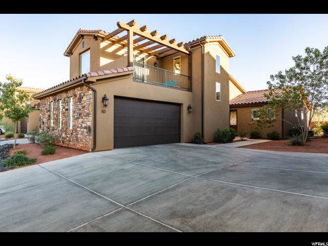 3800 N Paradise Village Cir #83, Santa Clara, UT 84765 (#1636995) :: Doxey Real Estate Group