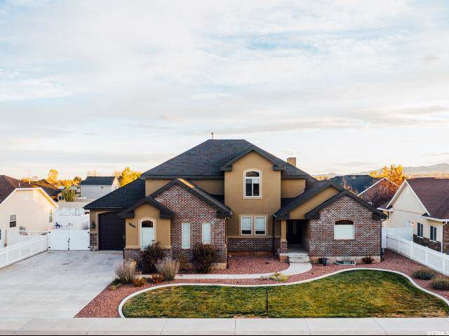 1866 E Split Mountain Dr, Vernal, UT 84078 (#1637149) :: Red Sign Team