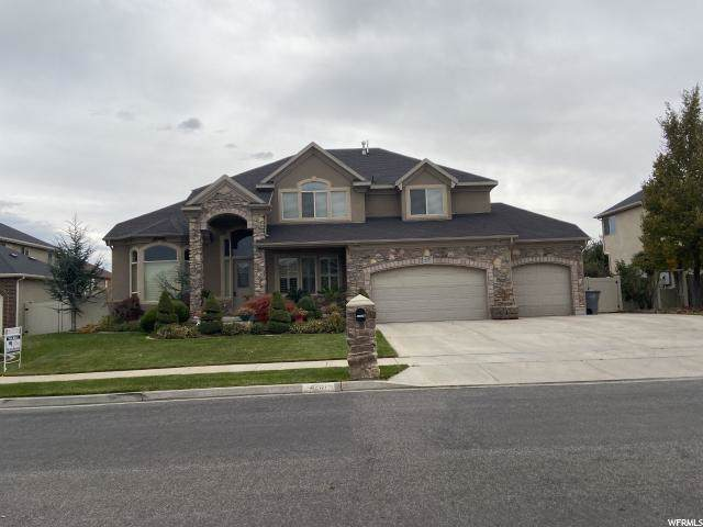 4237 W Spruce Leaf Dr., South Jordan, UT 84009 (#1637245) :: Red Sign Team