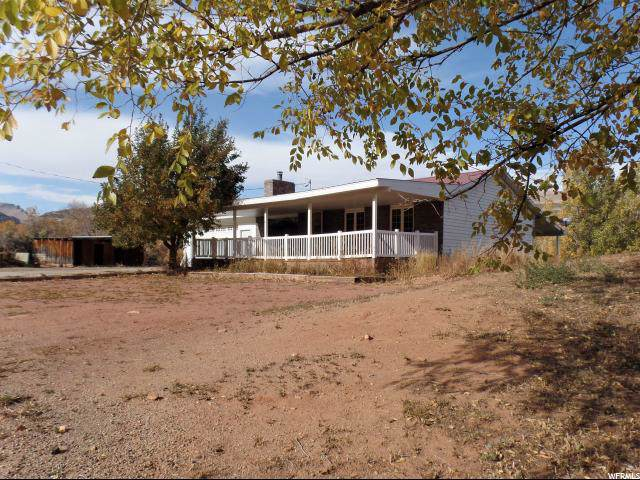 7438 W Deep Creek Rd, Vernal, UT 84078 (#1637357) :: Colemere Realty Associates