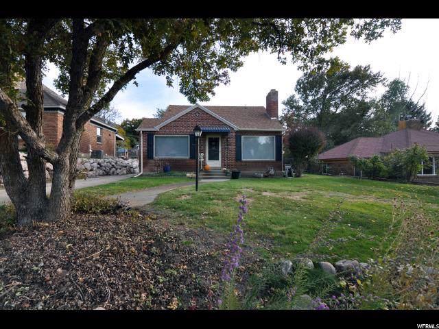 1727 E Binford S, Ogden, UT 84401 (#1637361) :: Big Key Real Estate