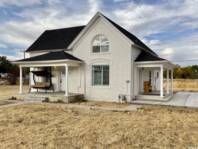 595 N Main, Fillmore, UT 84631 (#1637454) :: Doxey Real Estate Group