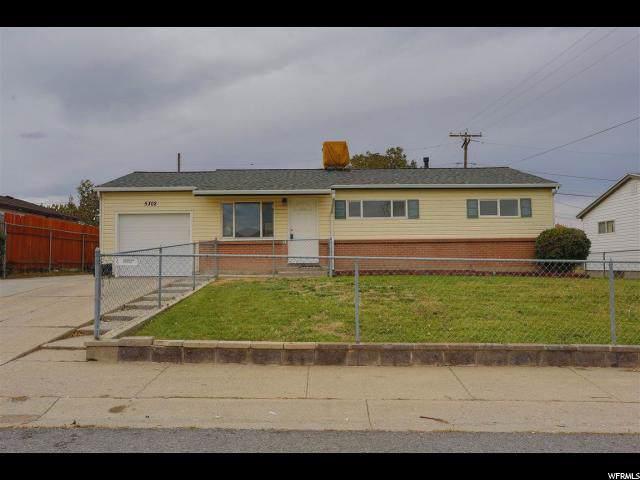 5302 S 5120 W, Salt Lake City, UT 84118 (#1637570) :: Exit Realty Success