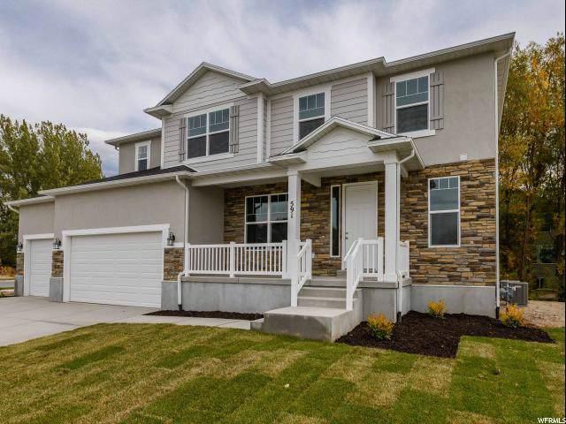 591 S Emerald Ln W, Lehi, UT 84043 (#1637651) :: Bustos Real Estate | Keller Williams Utah Realtors