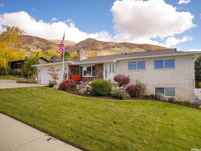 619 E Cherry Ln N, Fruit Heights, UT 84037 (#1637778) :: Colemere Realty Associates