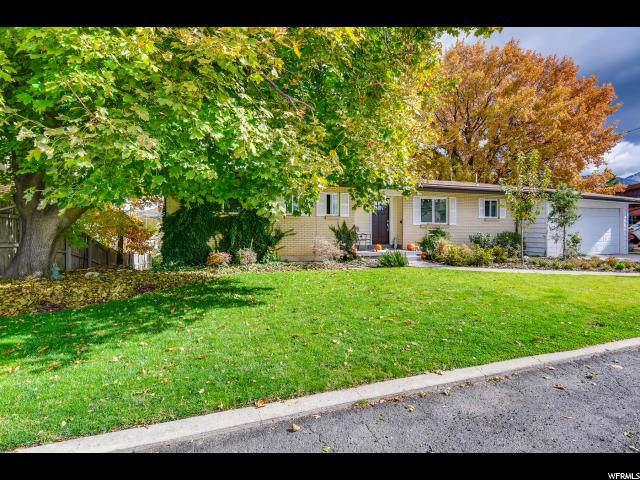 1417 Spring Ln, Holladay, UT 84117 (#1637829) :: Bustos Real Estate | Keller Williams Utah Realtors