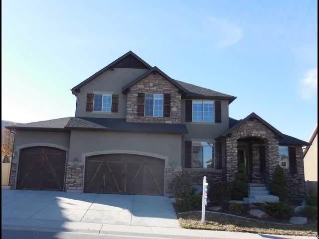 14728 S Desert Sage Dr, Herriman, UT 84096 (#1637993) :: Red Sign Team