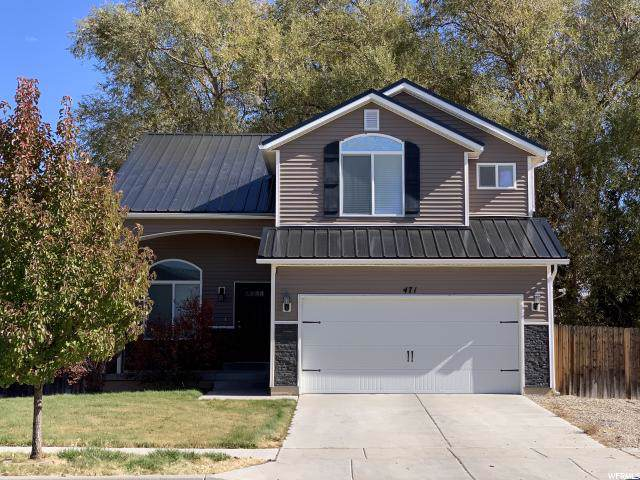 471 S Ladera Dr, Maeser, UT 84078 (#1638219) :: Bustos Real Estate | Keller Williams Utah Realtors