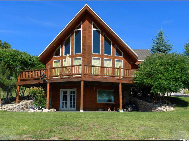 260 Lake West Blvd, Fish Haven, ID 83287 (#1638297) :: Colemere Realty Associates