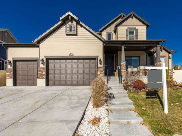 10894 S Raphi Pl, South Jordan, UT 84095 (#1638319) :: Pearson & Associates Real Estate