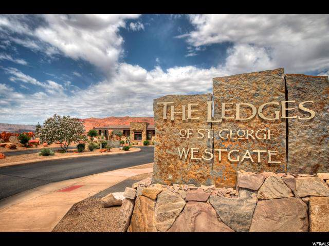 512 Long Sky Drive, St. George, UT 84770 (#1638429) :: Utah Best Real Estate Team | Century 21 Everest