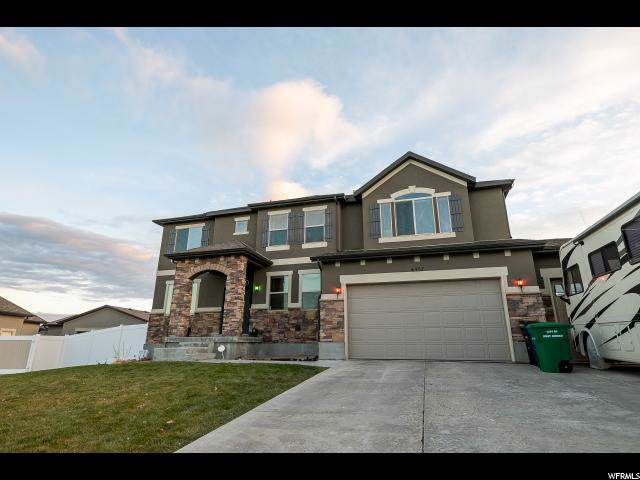 6357 S Elbow River Circle Cir W, West Jordan, UT 84081 (#1638574) :: Red Sign Team