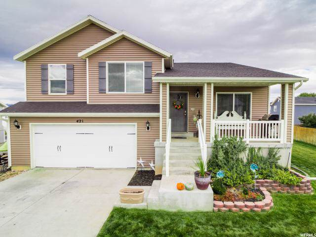 421 S Durango Dr, Vernal, UT 84078 (#1638606) :: Bustos Real Estate | Keller Williams Utah Realtors