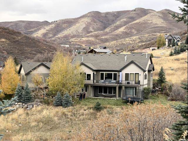 552 N Pioneer Fork Rd, Emigration Canyon, UT 84108 (#1638782) :: Keller Williams Legacy