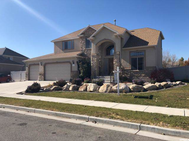 12936 S Old Country Ct S, Riverton, UT 84065 (#1638887) :: Big Key Real Estate