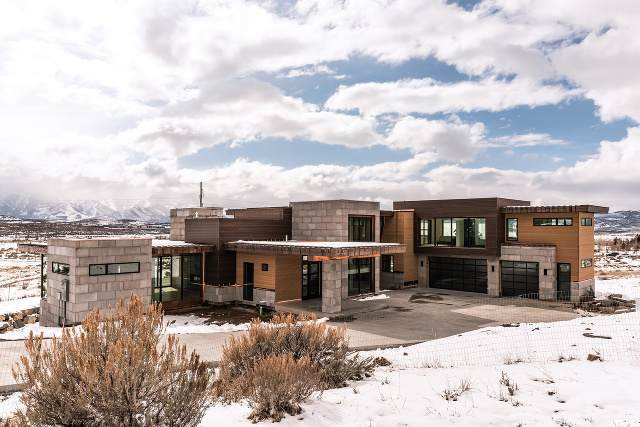 5794 Dakota Trl, Park City, UT 84098 (#1639371) :: Doxey Real Estate Group