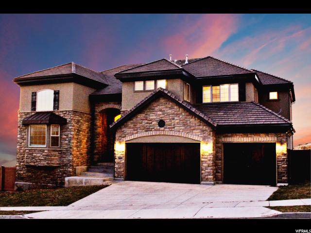 5019 N Shadow Wood Dr W, Lehi, UT 84043 (#1639572) :: The Fields Team