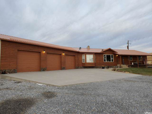 1368 S 7200 W, Weston, ID 83286 (MLS #1639712) :: Lawson Real Estate Team - Engel & Völkers