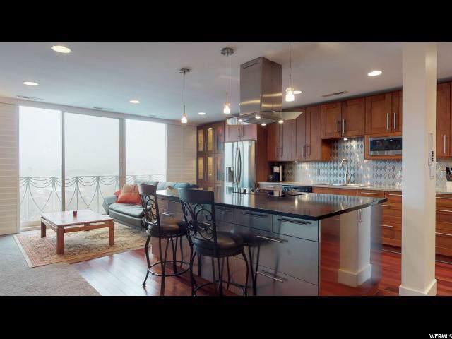 777 E South Temple S 13G, Salt Lake City, UT 84102 (MLS #1639885) :: Lawson Real Estate Team - Engel & Völkers