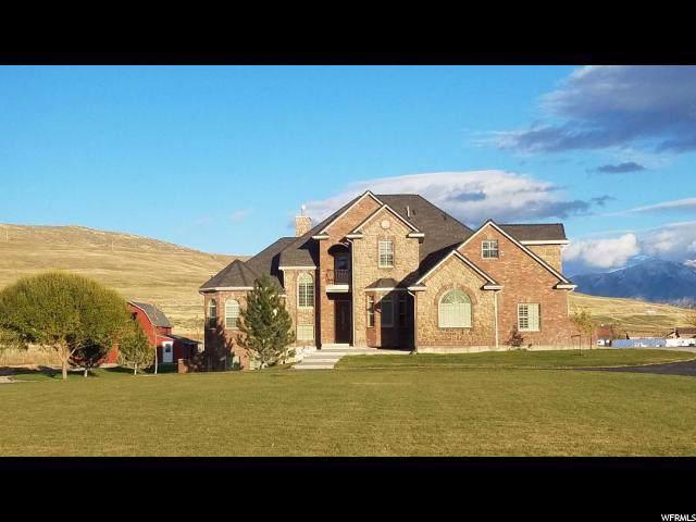 12266 N 10000 W, Tremonton, UT 84337 (#1639976) :: Bustos Real Estate   Keller Williams Utah Realtors