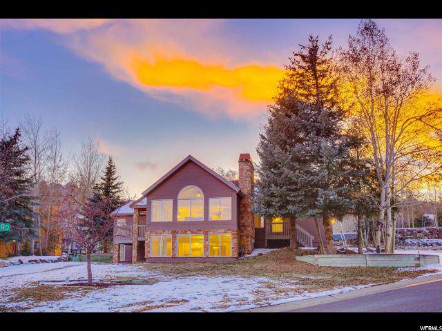 3745 Lariat Rd, Park City, UT 84098 (#1639985) :: Exit Realty Success