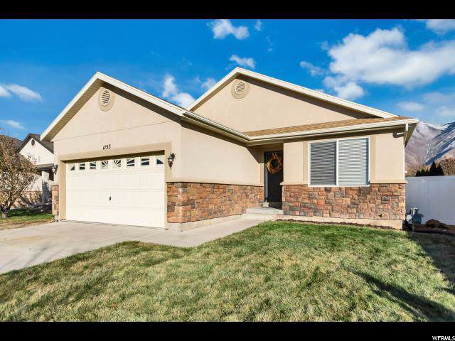 1153 S 2130 EAST E, Spanish Fork, UT 84660 (#1640140) :: Exit Realty Success