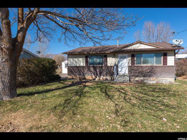 256 W 100 S, Midway, UT 84049 (#1640294) :: Big Key Real Estate
