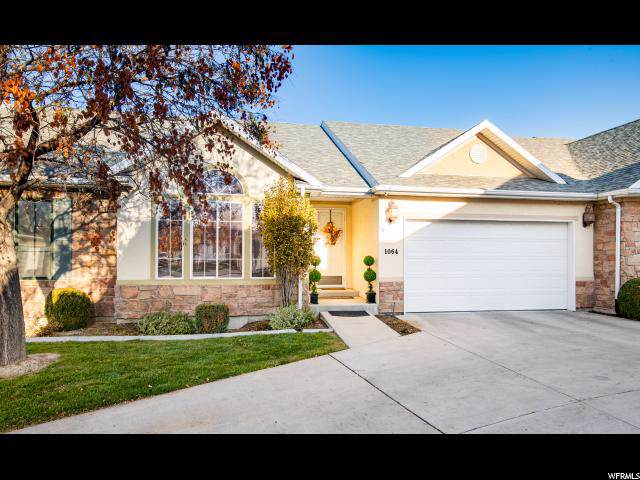 1064 W Tithing Hill Pl W, Riverton, UT 84065 (#1640297) :: Colemere Realty Associates