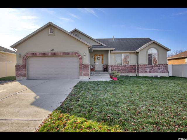 603 W 25 N, Clearfield, UT 84015 (#1640316) :: Red Sign Team
