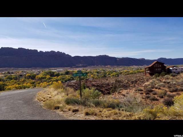 1405 W Kayenta Dr, Moab, UT 84532 (#1640571) :: Doxey Real Estate Group