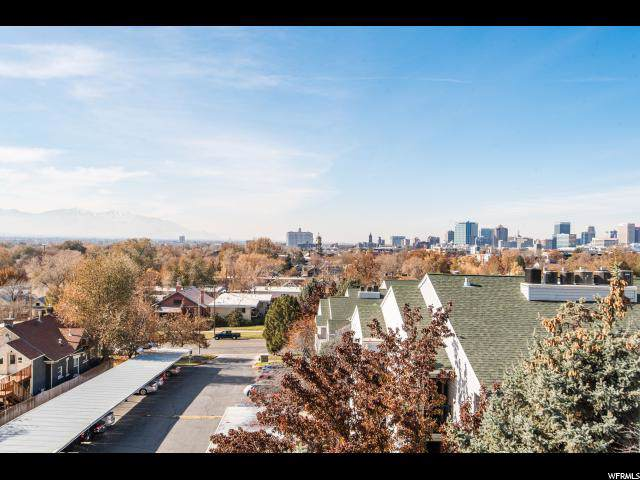 543 S 900 E C8, Salt Lake City, UT 84102 (#1640806) :: Doxey Real Estate Group