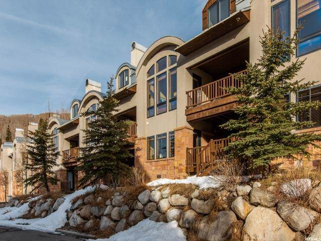 12130 E Big Cottonwood Rd #601, Solitude, UT 84121 (#1640866) :: The Perry Group