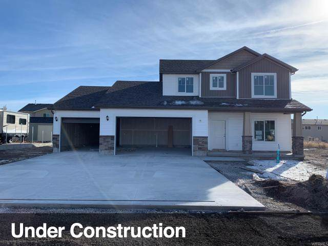 1028 W 2400 S, Nibley, UT 84321 (#1640960) :: The Fields Team