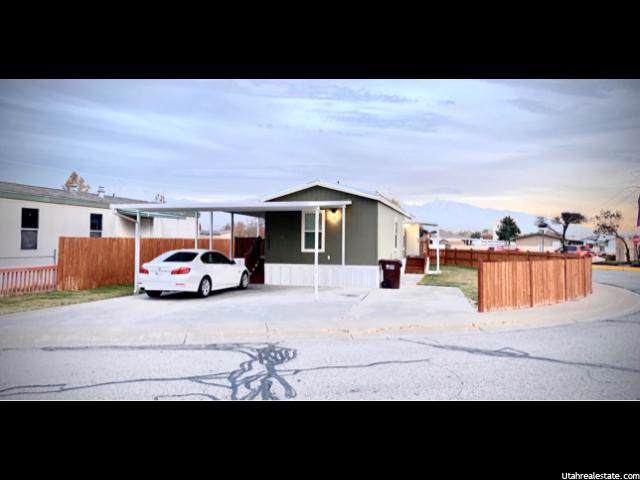 3607 S Sunrise Rd W #1, West Valley City, UT 84119 (#1641024) :: The Fields Team