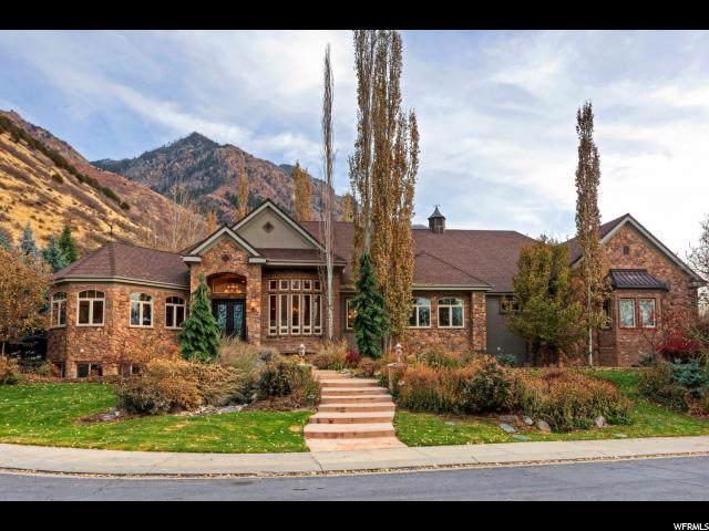 1472 E Bald Mountain Cir, Alpine, UT 84004 (#1641059) :: Keller Williams Legacy