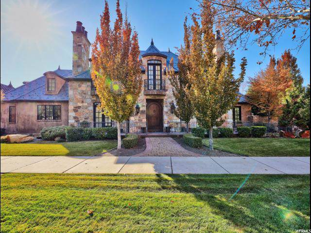 223 W Stone Brook Ln N, Provo, UT 84604 (#1641111) :: Red Sign Team