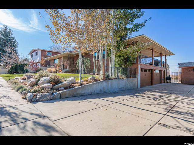 4579 Country View Dr, South Ogden, UT 84403 (#1641246) :: Red Sign Team