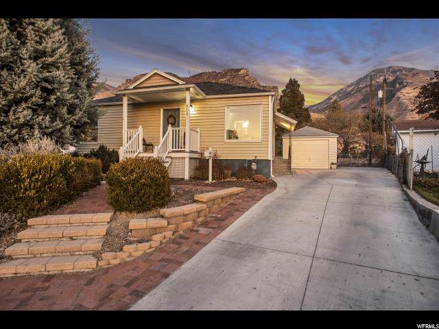 409 S Utah Ave E, Provo, UT 84606 (#1641414) :: Big Key Real Estate